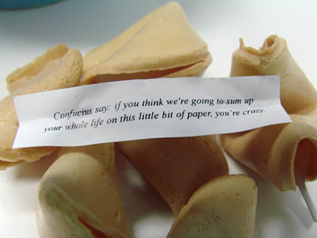 What Are Some Funny Fortunes You Ve Gotten S Your Favorite Do Carry Any With Is A Fortune Cookie Considered Dessert How Read Yours
